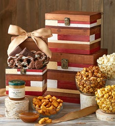 Northwoods Gourmet Trunk Tower