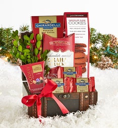 Premier Chocolate Treasures Trunk