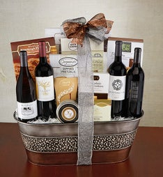 Toast to the Season Wine Gift Basket