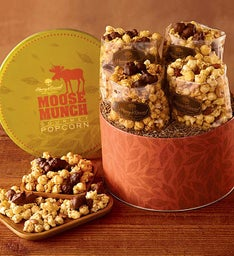 Harry and David Harvest Moose Munch Gift Tin