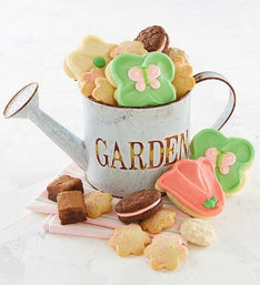 Cheryl's Watering Can with Cookies