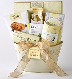 Wishing You a Special Birthday! Sweets Basket