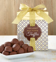 Harry London® Hot Fudge Truffle Box