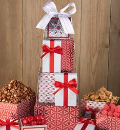 Perfect Present Chocolate & Sweets Tower