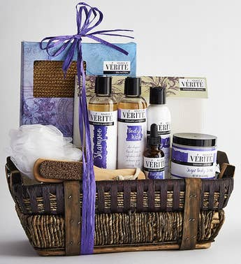 Spa Gift Baskets Next Day Delivery
