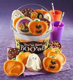 Cheryl's You've Been Boo'd Halloween Bucket