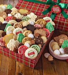 Cheryl's Happy Holidays Bakery Assortment Box