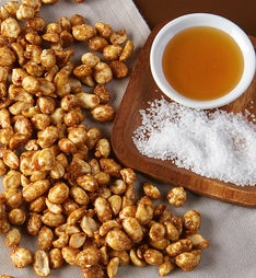 Honey & Sea Salt Peanuts