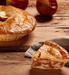 Bake Me A Wish! Country Style Apple Pie