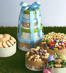 Special Spring Chocolates & Sweets Tower