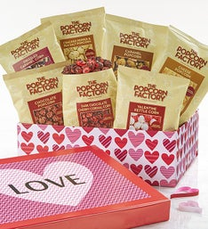 Popcorn Factory From the Heart Jumbo Assortment