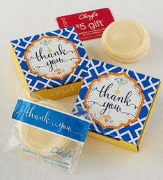 Cheryl's Thank You Cookie Card