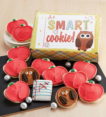 Cheryls One Smart Cookie Treats Box