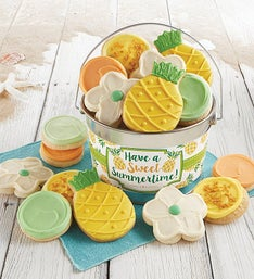 Cheryl's Sweet Summertime Buttercream Pail