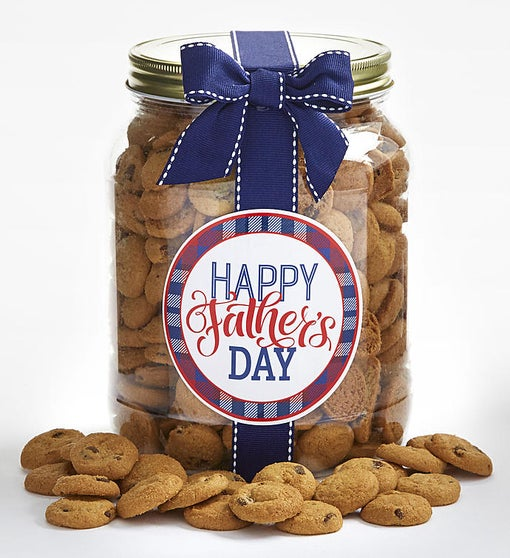 Happy Father's Day! Chocolate Chip Cookie Jar
