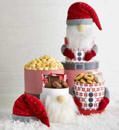Sweet Treats Gnome Keepsake Tower