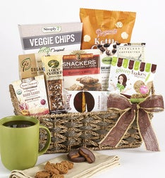 Organic Goodness Gift Basket