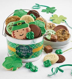 Cheryl's Happy St Patrick's Day Treats Pail