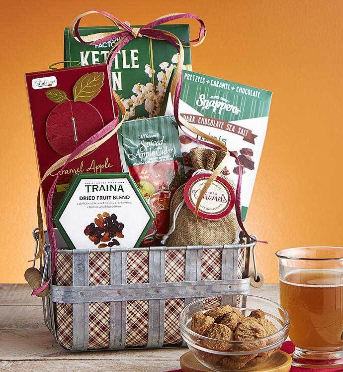 Autumn Splendor Gift Basket