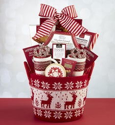 Winter Warm Up Gift Basket