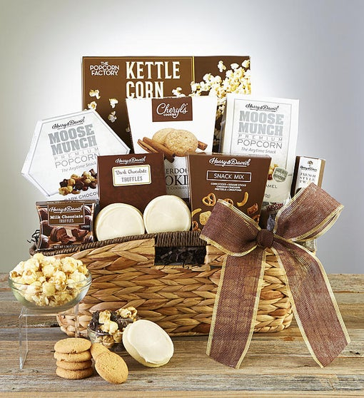 Premier Favorites Sweets & Treats Gift Basket