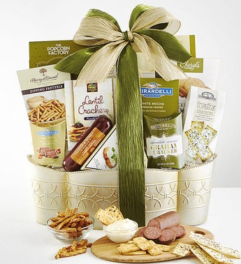 Noble Grandeur Gourmet Gift Basket snipeImage
