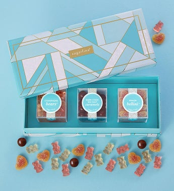 Sugarfina Faves Candy Bento Box