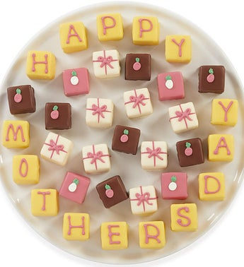 Happy Mothers Day Petits Fours