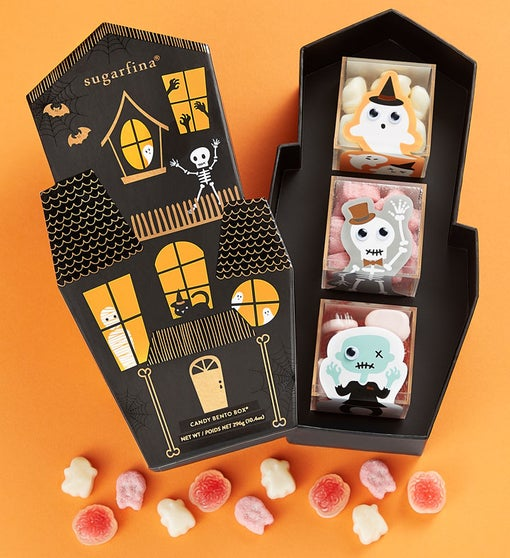 Sugarfina Haunted Mansion Candy Bento Box®