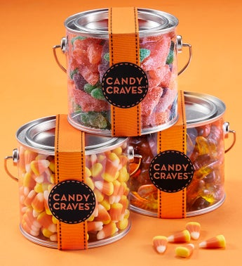Candy Craves Halloween Treats set of 3