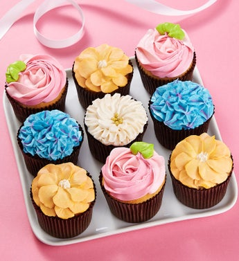Beautiful Blooms Artisan Cupcakes