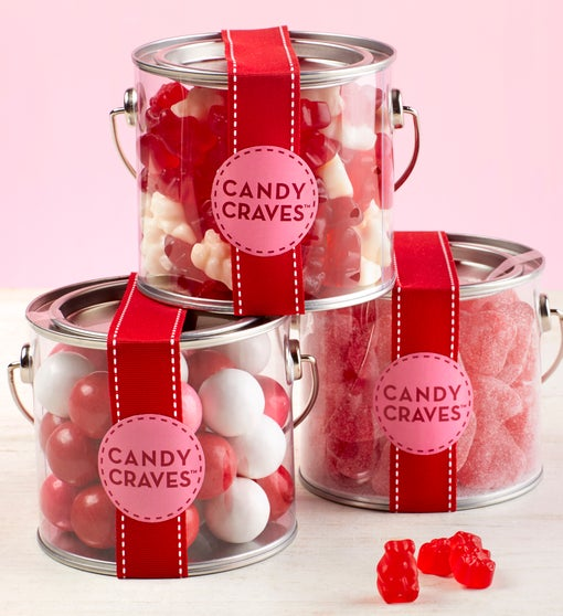 Candy Craves™ Valentine Love, set of 3