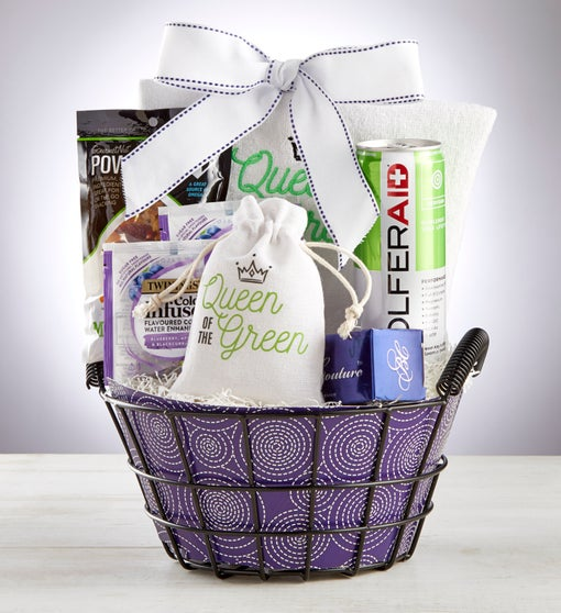 The Golfers Gift Basket