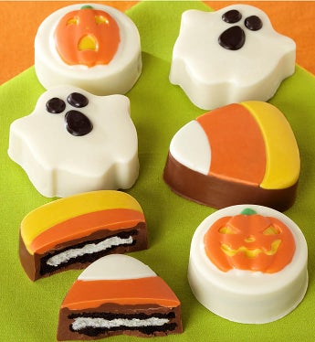 Trick or Treat Decorated Halloween Oreos®