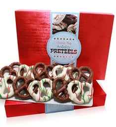Fannie May® 1 lb. Holiday Pretzels