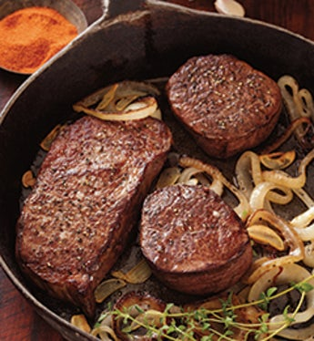 Stock Yards® Kings & Queens Steak Collection