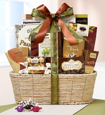 Woodland Retreat Gourmet Gift Basket
