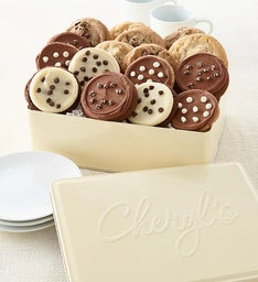 Cheryl39s Gift Tin - Create Your Own Assortment