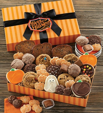 Halloween Bakery Assortment - Medium
