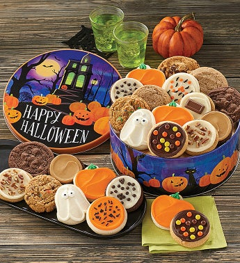 Grand Halloween Gift Tin - Create Your Own Assortment