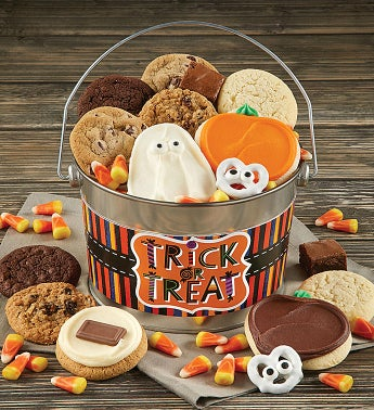 Trick or Treat Goodie Pail