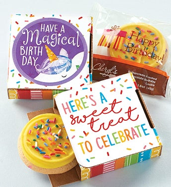 Have a Magical Birthday Cookie Card