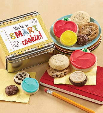 Back to School Treats Tin