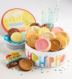 Musical Birthday Gift Tin - Create Your Own Assortment