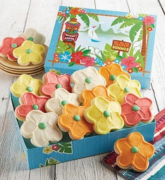 Tiki Gift Box Assorted Cookies