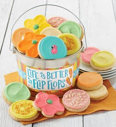 Summer Cookie Pail