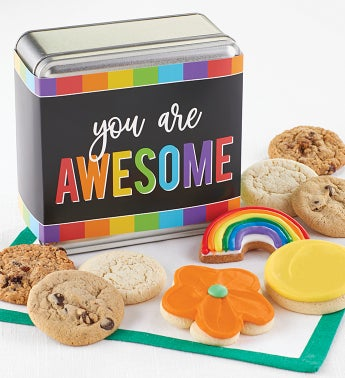 You Are Awesome Gift Tin