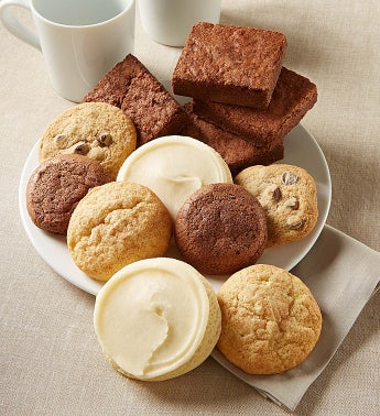 Gluten Free Cookies and Brownies - Create Your Own Assortment