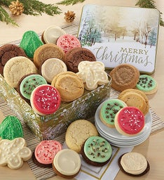 Premier Merry Christmas Gift Tin - Create Your Own Assortment