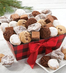 Holiday Dessert Gift Tray